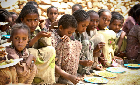 Additional €2 million Irish Aid funding granted to drought relief efforts in Ethiopia