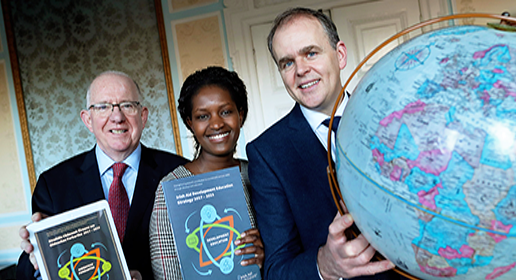 Irish Aid launches new Development Education Strategy 2017-2023